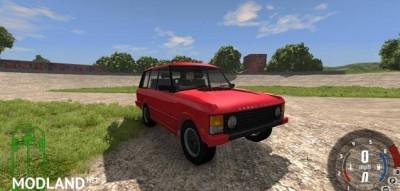Range Rover Classic [0.6.0], 1 photo